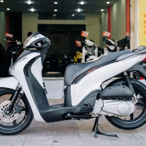SH 150 ABS LÊN FULL Ý 2018 TRẮNG