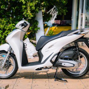 SH 150 ABS 2020 TRẮNG ĐEN